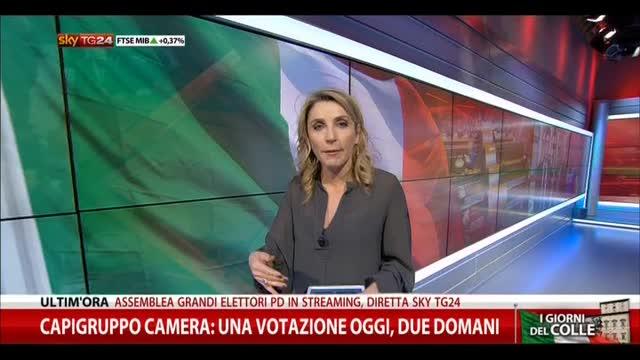 Sergio Mattarella, la vita politica del candidato al Colle