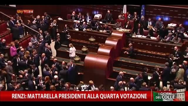 """Grandi elettori PD: """"Unanimità su Mattarella"""""""