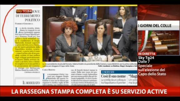 Rassegna stampa nazionale (30.01.2015)