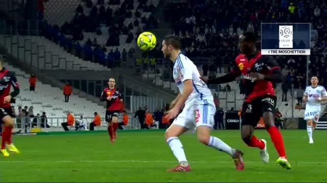 Ibra, Gignac e Lacazette: tre moschettieri in Ligue 1