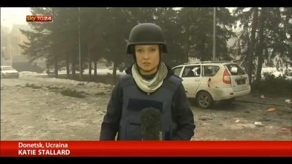 Ucraina, oltre 20 morti negli scontri nell'est del Paese