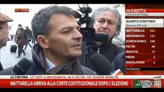 Mattarella Presidente, Fassina: le riforme non rischiano