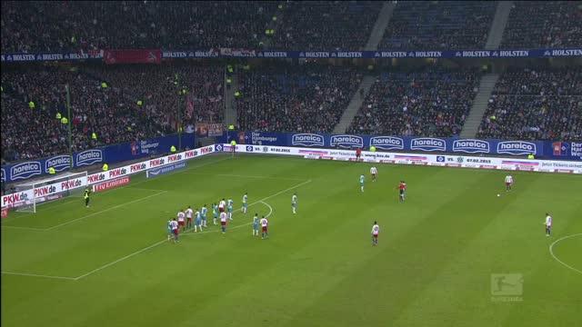Amburgo-Colonia 0-2