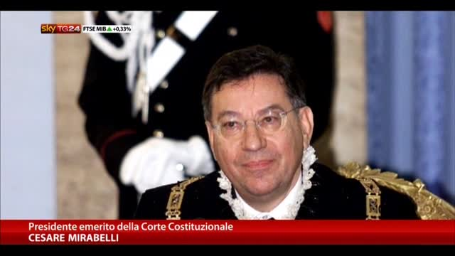 Stop vitalizi ai condannati, Mirabelli: serve cautela