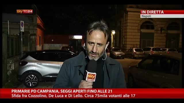 Primarie Campania, un cittadino: così ho votato 2 volte