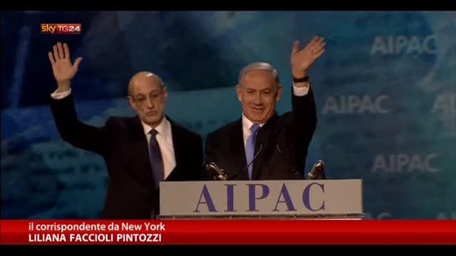 Netanyahu all'AIPAC: braccio di ferro con la Casa Bianca
