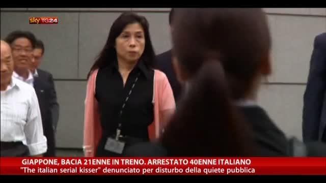 Giappone, bacia 21enne in treno. Arrestato 40enne italiano