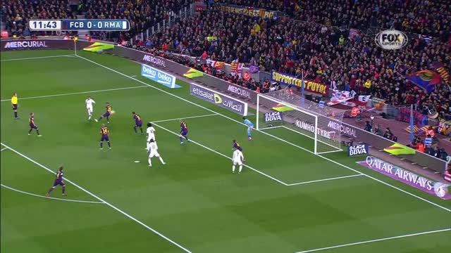 Barcellona-Real Madrid 2-1