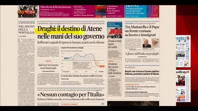 Rassegna stampa nazionale (19.04.2015)