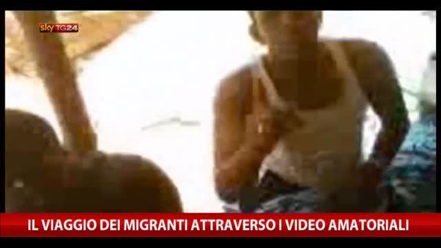 Il viaggio dei migranti attraverso i video amatoriali