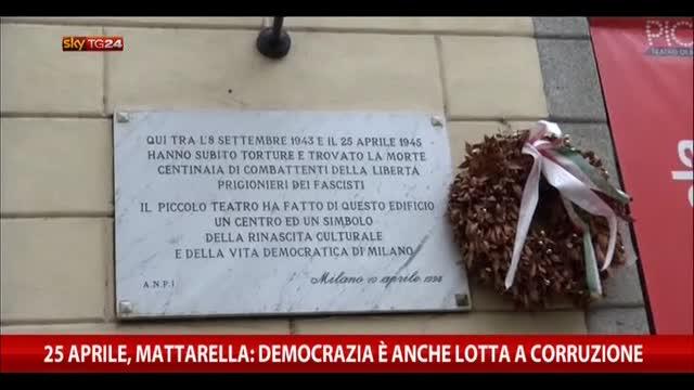 25 Aprile, insulti al corteo Milano contro brigata ebraica