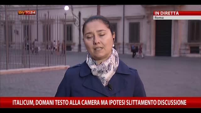 PD spaccato su Italicum, Lega e M5S contro l'ipotesi fiducia