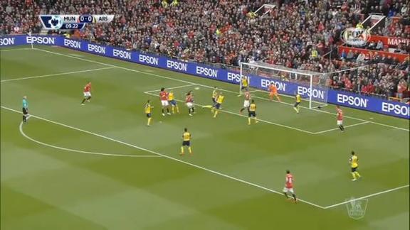 Manchester United-Arsenal 1-1