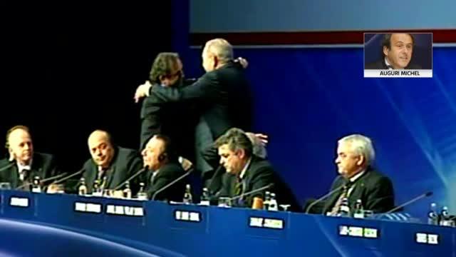 Auguri Michel: Platini festeggia 60 anni