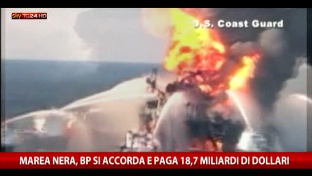 Marea Nera, BP risarcirà 18,7 miliardi di dollari