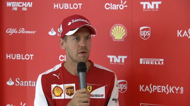 """Vettel non si accontenta: """"Dobbiamo essere più veloci"""""""