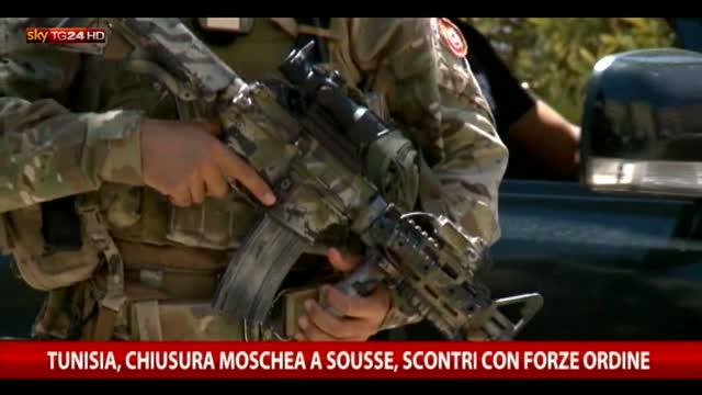 Tunisia: chiusa moschea a Sousse, scontri