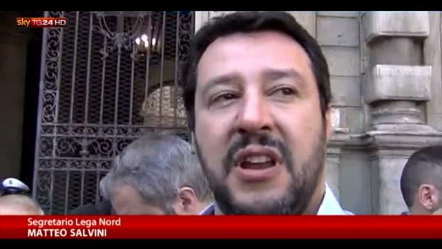 Grecia, Salvini: vogliamo Europa diversa
