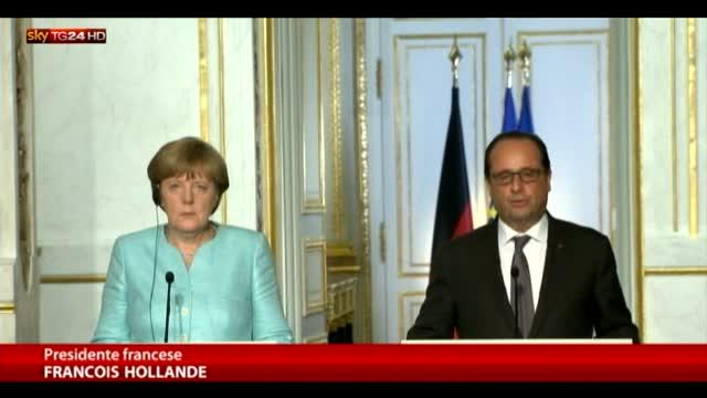 """Grecia, Hollande: """"La porta al negoziato è aperta"""""""