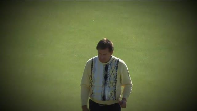 Golf, Tom Watson e Nick Faldo danno l'addio