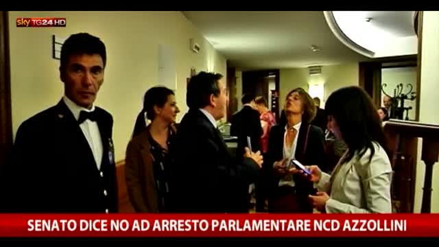 Azzollini, il Senato vota contro l'arresto