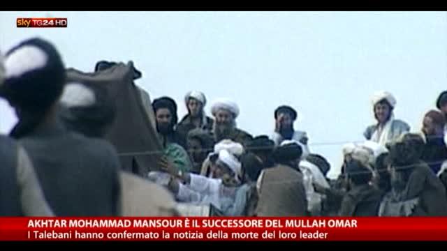 Akhtar Mansour è il successore del mullah Omar