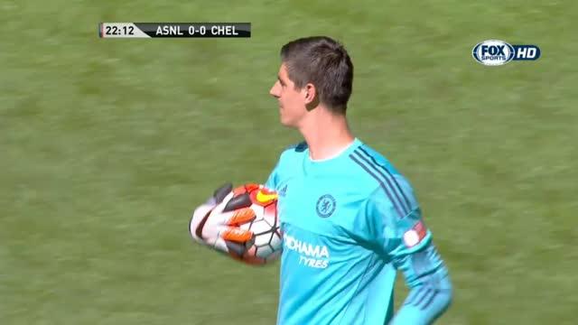 Community Shield, Arsenal-Chelsea 1-0