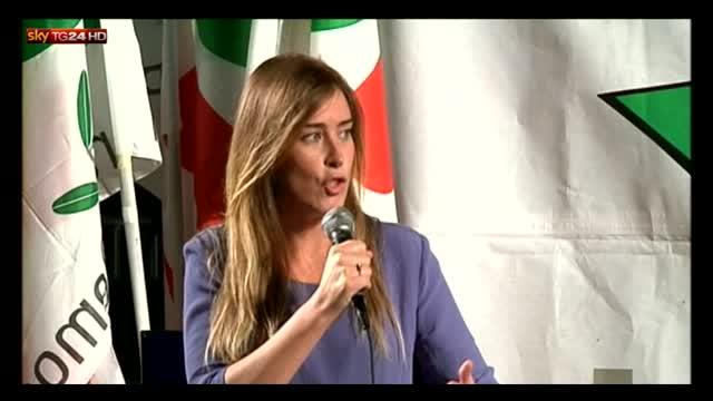 Il ministro Boschi su tasse, unioni civili e minoranza Pd