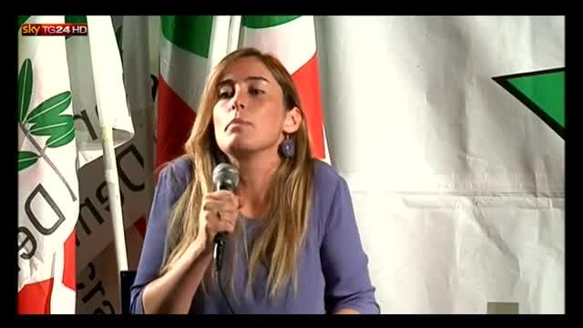 Il ministro Boschi a Sky TG24: l'intervista integrale
