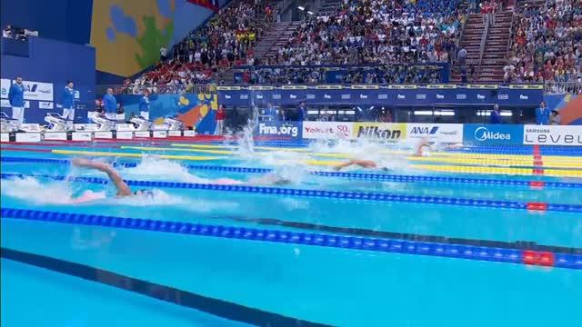 Pellegrini e Paltrinieri, speranze d'oro del nuoto azzurro