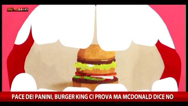Pace paninara, Burger