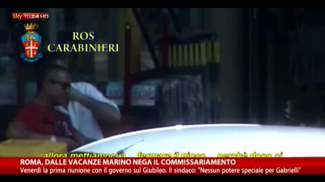 Roma, Marino: nessuna diarchia di poteri