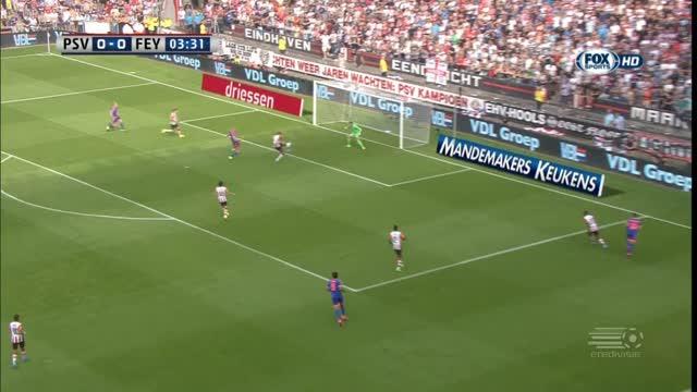 Psv-Feyenoord 3-1
