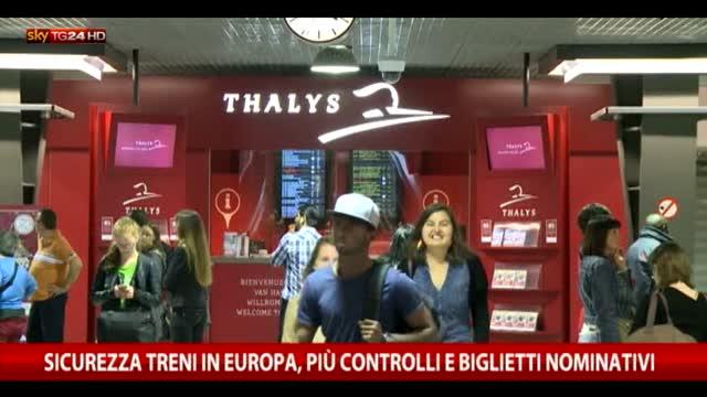 Sicurezza sui treni, le nuove regole in Europa