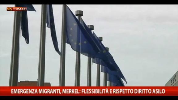 Migranti, Berlino e Parigi replicano alla chiusura di Londra