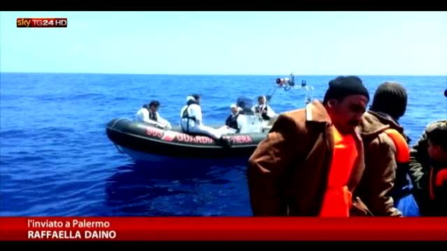 I viaggi in mare nei video dei telefoni dei migranti
