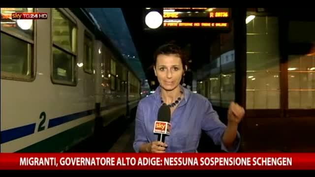 Migranti, governatore Alto Adige: nessun blocco di Schengen