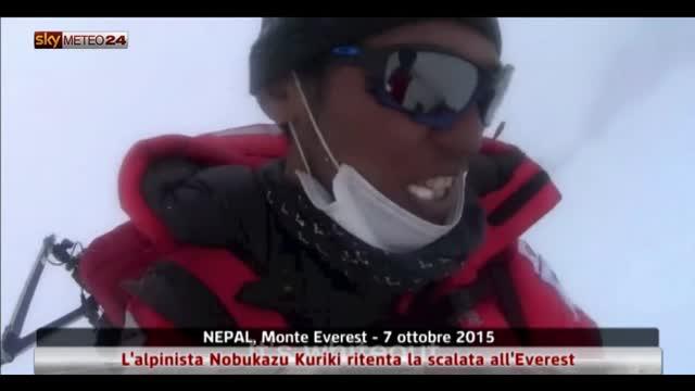 Nepal, la prima scalata sul monte Everest dopo il terremoto