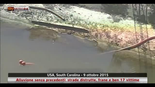 Alluvione in South Carolina