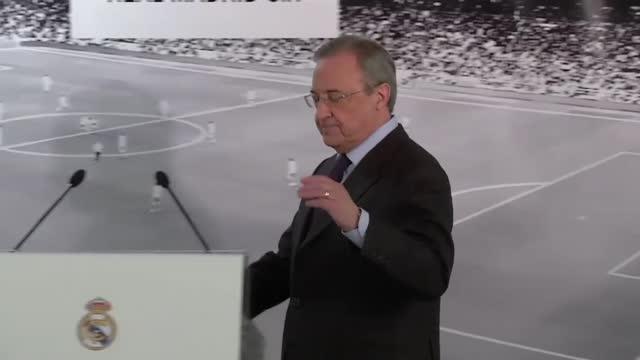 Real Madrid in crisi? Perez tranquillizza i tifosi