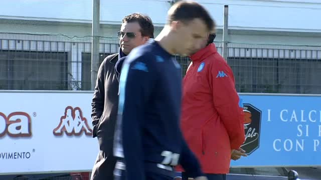 Napoli, la strana vigilia di Europa League a Bruges