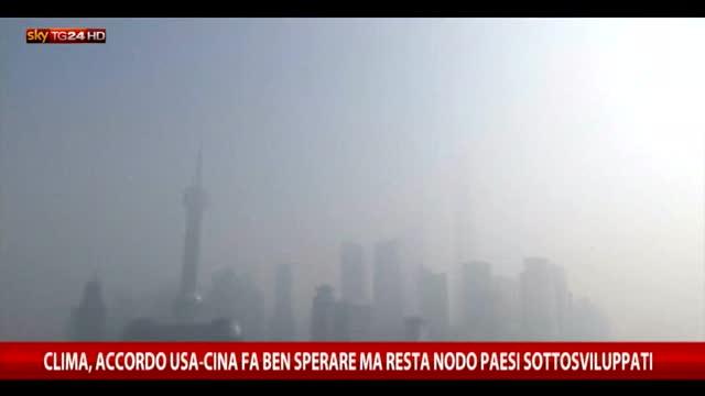 Clima, i nodi sul tavolo della Conferenza di Parigi