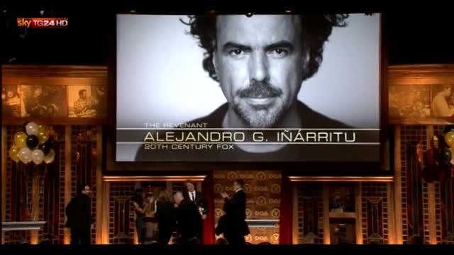 DGA, Inarritu miglior regista