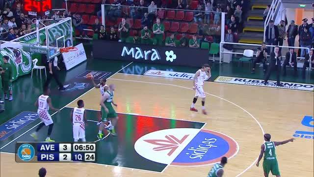 Basket, Cervi trascina Avellino alla sesta vittoria di fila