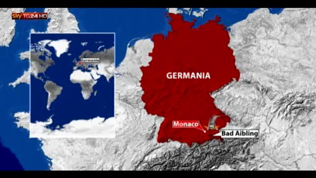 Scontro ferroviario in Germania, alcuni morti e 150 feriti