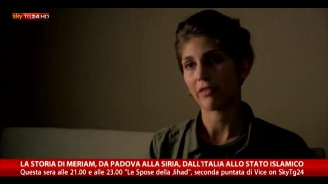 Vice: storia di Meriam, dall'Italia allo Stato islamico