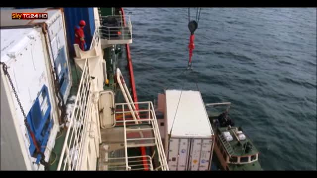 Antartide, nave Italica giunta a base Zucchelli