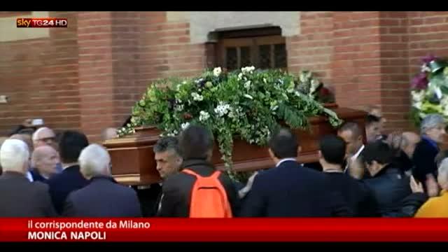 A Milano i funerali di Gianroberto Casaleggio