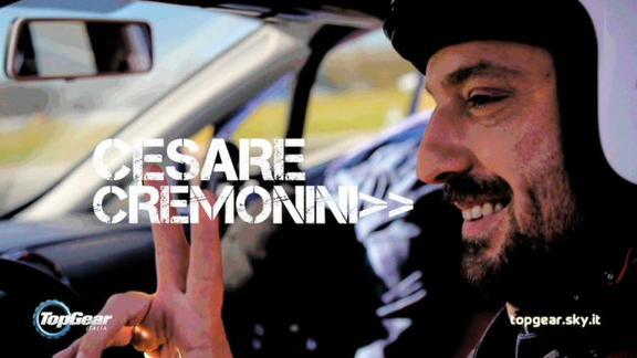 Top Gear Italia - Backstage Puntata #6: Cesare Cremonini