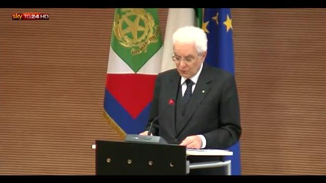 Mattarella in Friuli a 40 anni dal terremoto